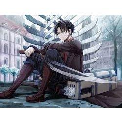 Vampire Levi Reader