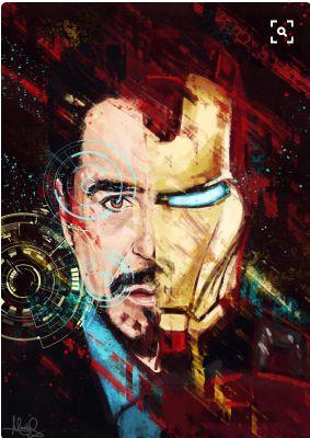 Soul-Date (A Tony Stark Love Story)