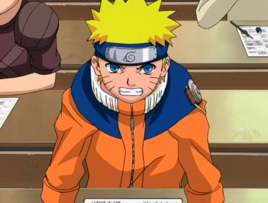 32| The Tenth Question: All or Nothing! | Doragonzu no ō (Naruto