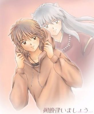 Accepting my true feelings | The Girl from my Past (Inuyasha