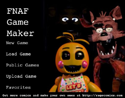 Which FNAF character are you? - Quiz