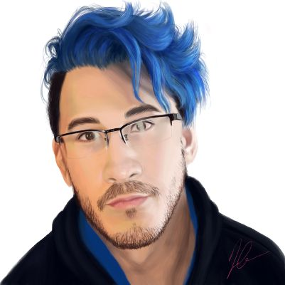 Gender Reveal Party (Husband! Markiplier X Very pregnant! Wife