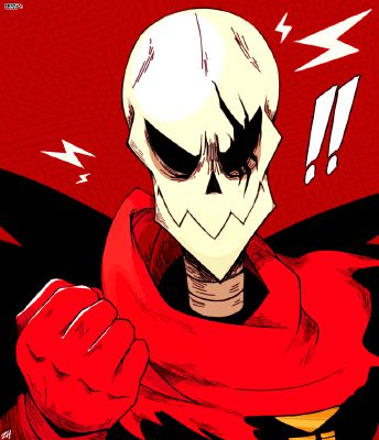 Really Shady Guys) Reader x UNDERFELL!Papyrus | Good Times