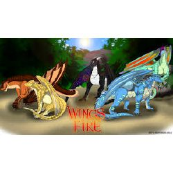 Wing Fire Fanfiction Stories