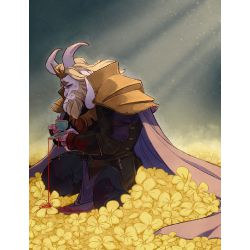 Would You Like a Cup of Tea? (Asgore x Reader Oneshot)