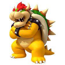 New Member of the Family Bowser X Babysitter Reader | Mario