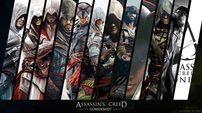 Various Assassin S Creed X Reader New Girl Multifandom