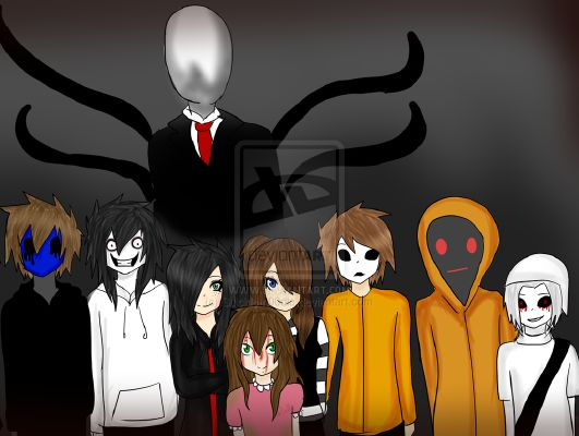 Child Creepypasta X Child Reader