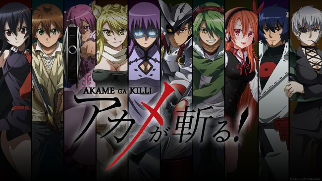 23+ Akame Ga Kill Night Raid Boss Pictures