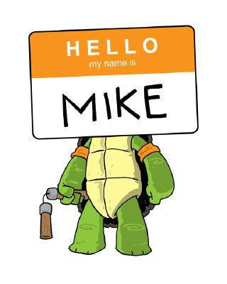 Mike | All names have meanings................