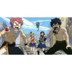 Mira's crazy idea | Fairy Tail Fanfiction! COLLAB!