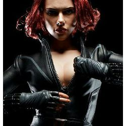 Falling For Black Widow Natasha Romanoff X Femalereader