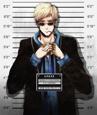 Criminal! Yandere! Sweden x Reader (Requested) - Hearts Like