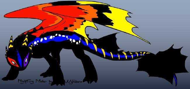 Hydra Adopted Night Fury Adoption Center