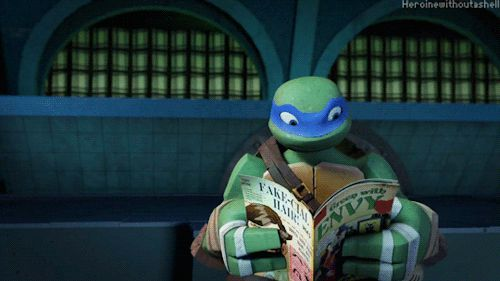 Chapter Eleven: Surprise | Hidden Behind The Mask (Leonardo