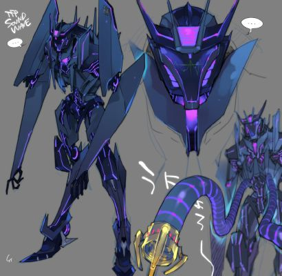 Soundwave x male!reader | Transformers prime/ bayverse one shots *open*