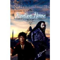 CHAPTER |19| | FINDING HOME [Thorin x Reader x Bilbo] [Book 1-3]