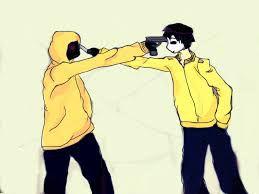 Don't Stop (Yandere! Hoodie x Shy! Fem! Reader x Yandere! Masky