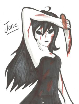 The Fire In My Heart (Jane The Killer x Fem! Reader