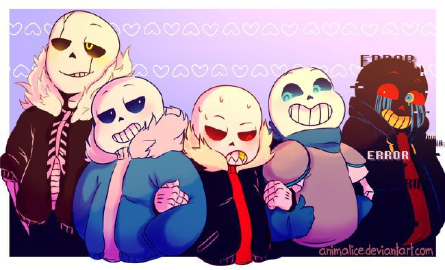 Do the AU Sans like or hate you? - Quiz