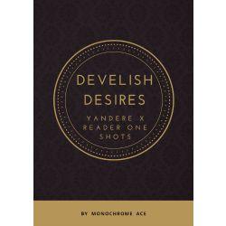 ASH LANDERS | Devilish Desires (Yandere X Reader One shots