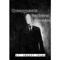 How you kiss | Creepypasta boyfriend scenarios