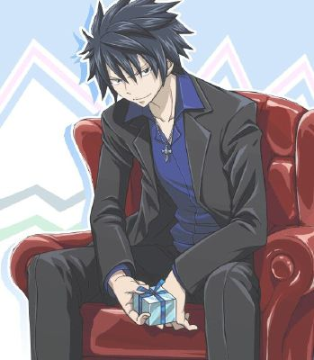 Yandere Stalker!Gray Fullbuster (FairyTail) - Playing Games