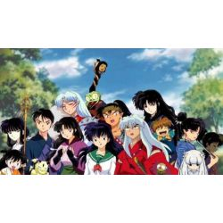 How Many Inuyasha Characters Do You Know Test