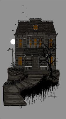 Norman Bates x Jason Voorhees - It Can't Rain All The Time | Horror