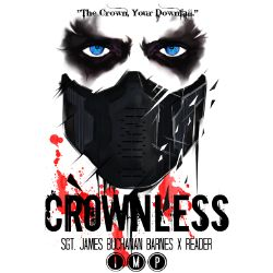 Crownless (Bucky Barnes x Reader)
