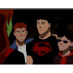 A Trip to the Mall - A Young Justice Fanfiction