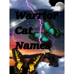 Clan Names | Warrior Cat Name List