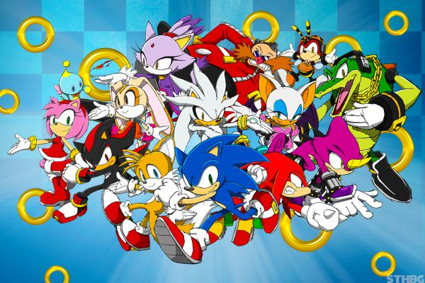 Which Sonic Character Are You Quiz