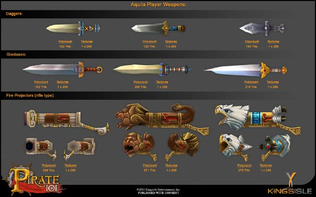 Which Pirate101 Class Suits You Best? - Quiz