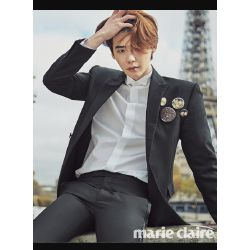 A love to kill for (lee jong suk x reader)