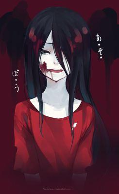 Laughter Sachiko Shinozaki X Child Reader X Yuka Mochida Corpse