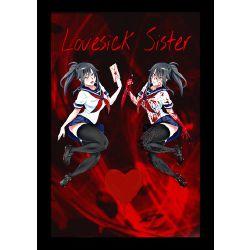 Sleepover (Part 2) | Lovesick Sister (Yandere sim Fanfic)