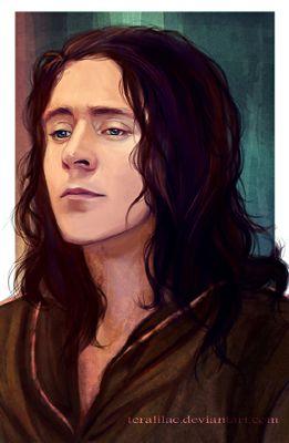 To Earth | Mere Mortal (Loki x Reader)