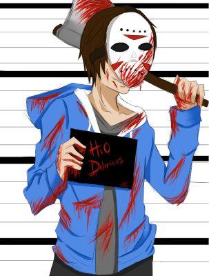 Insane! H2O Delirious X Yandere! Reader- Killing For Love