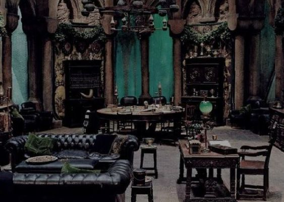 A Night as Slytherin's | Samantha Turner: A Witch's Tale (Harry