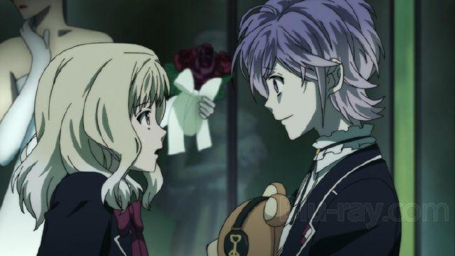 When He Confesses~ | Diabolik Lovers Boyfriend Scenarios