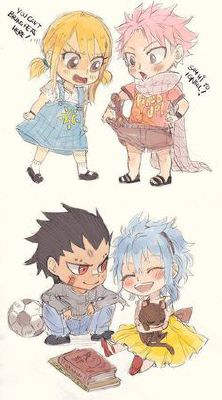 Fairy tail daycare