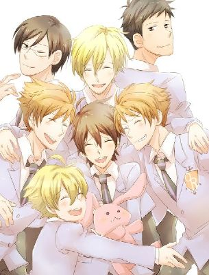Ouran Highschool Host Club X Suicidal Reader