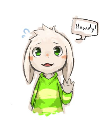 Which Version Of Asriel Dreemurr are you? - Quiz