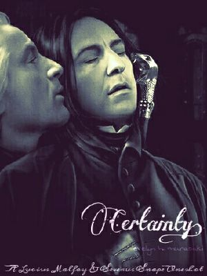 Certainty - A LuciusxSeverus Oneshot