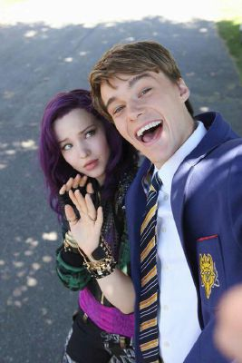 Chapter 6 | Bad is the new good (Descendants fanfic)