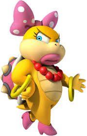 Creativity Is Key!! Wendy X Reader | Mario characters X Reader one shots