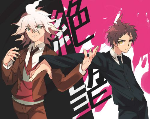 Which Danganronpa 3 (Future Arc) Character are you? - Quiz