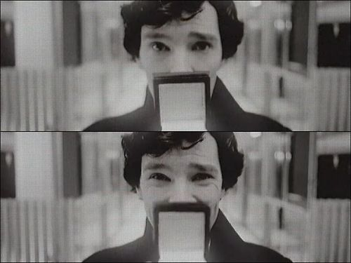 Chapter 3: Breaking into CAM Global News | His Last Vow (Sherlock x