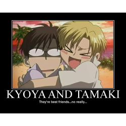 Kyoya Reader Stories